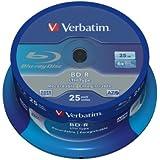 Verbatim BD-R Single Layer - Discos de Blu-ray vírgenes (pack 25, 6x)