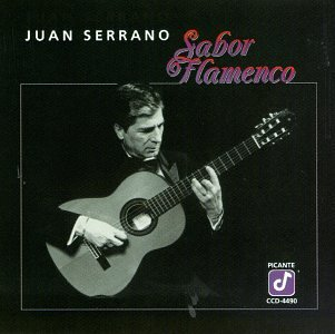 Sabor Flamenco by SERRONO,JUAN