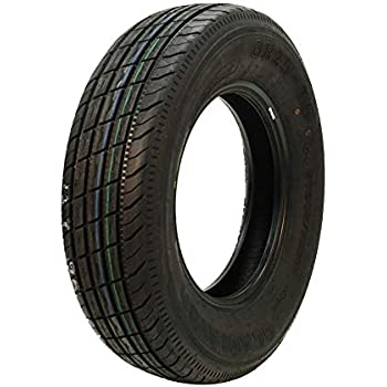 1 Tires Gladiator QR25-TS Trailer ST205//75R15 C//6PR