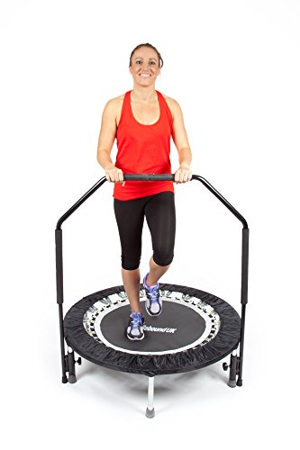 Universal Stability Bar Hand Rail for All 40inch Rebounders/mini Trampolines. Please Note the Maximus Pro Gym Rebounder Already Comes with This Bar in the Package!