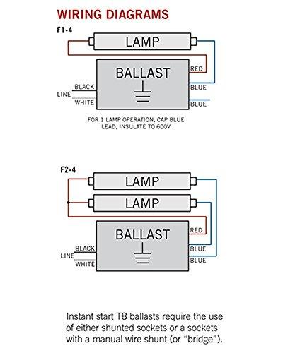Accupro Ballast Wiring Diagram on