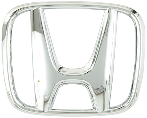 2007 honda accord grill emblem - 1
