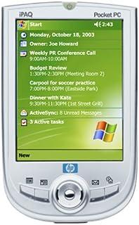 amazon com hp ipaq 1910 pocket pc electronics rh amazon com Quick Reference Guide Quick Reference Guide