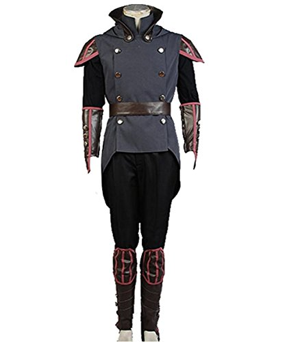 Avatar The Last Airbender Halloween Costumes For Adults - TISEA Halloween and Party Use Cosplay Costume Amon's Outfit (L, Male)