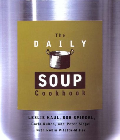 The Daily Soup Cookbook Review