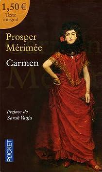 Carmen par Mérimée