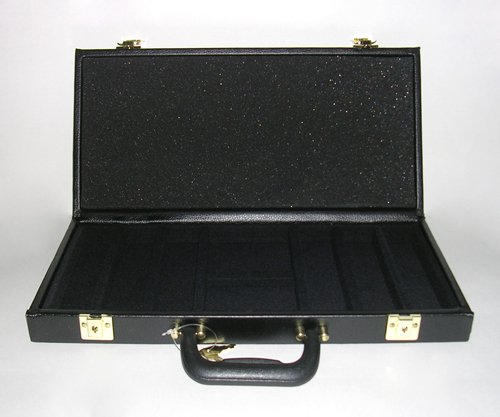 300 Capacity Poker Chip & Card Case by George & Company, LLC