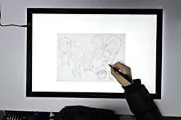 Signstek A4 LED Ultra-thin Tracer Animation Artcraft Tatoo Quilting Adjustable Light Box