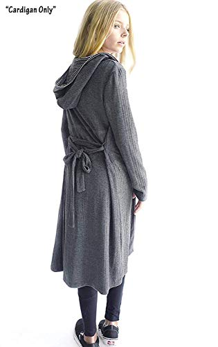 Smukke, Big Girls Beautiful Dresses (with Options), 7-16 (Grey Duster, 16)