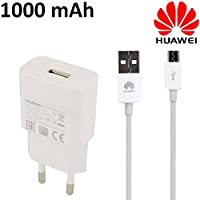 Huawei Original HNNER HW de 050100e2 W + Original Cable de Datos Ascend P9 Lite/P8/P7/P6/Lite/Mini/mate 8/Mate 7/Mate s travelcha rger Cargador 1 A en ...