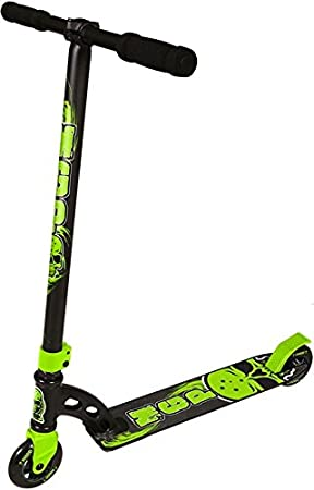 Madd MGP Whip - Patinete de acrobacias, color negro/verde ...
