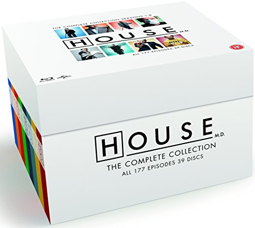- House M.D. Complete Collection