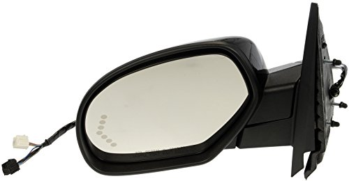 2007 chevy tahoe side mirror - 4