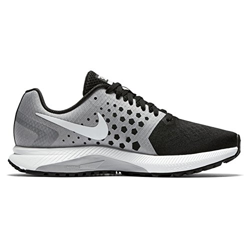 NIKE Women's Air Zoom Span Running Shoe Black/White/Wolf Grey/Anthracite discount original buy cheap visa payment free shipping latest discount very cheap xwqQGKBr