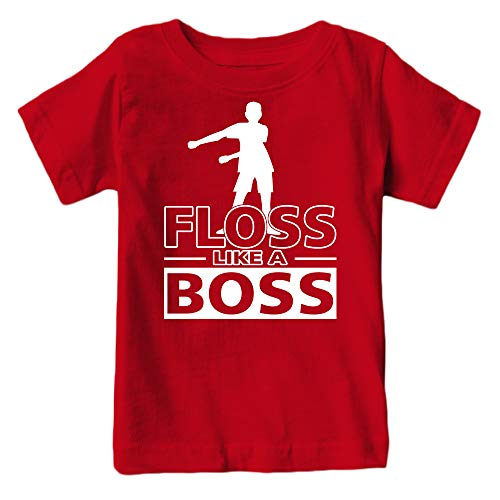 Kids Floss Like a Boss (Youth T-Shirt)
