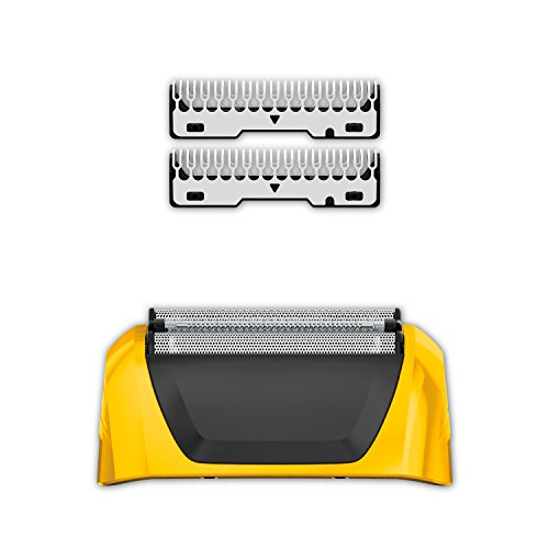 Price comparison product image Wahl Yellow Lifeproof Shaver Replacement Foils, Cutters and Head for 7061 Series, 0.05 Pound