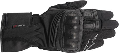 Alpinestars Valparaiso Drystar Gloves (XX-LARGE) (BLACK)