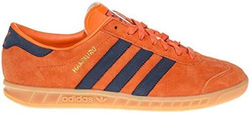 adidas Hamburg Og Orange Orange 46: : Chaussures et