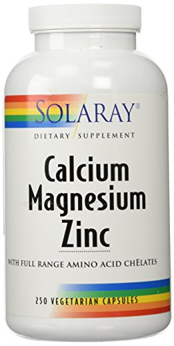 Where to find magnesium calcium zinc supplement solaray?