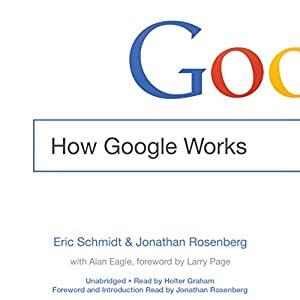 How Google Works Audiobook