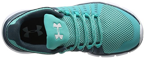 Under Armour Women's Ua W Micro G Limitless Tr 2 Fitness Shoes Green (Neptune 369) Nofn2RHv9