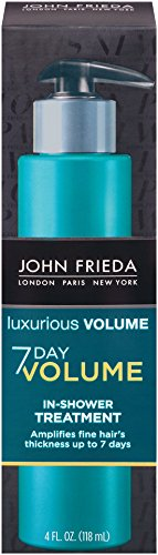 John Frieda Luxurious Volume 7 Day Volume In-Shower Treatmen