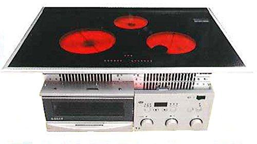エムエフジー スーパーラジエントヒーター FG-7500NW 200V ワイド750 遠赤外線 次世代クッキングヒーター 3口 ラジエント 健康住宅   B00UMLOQSO