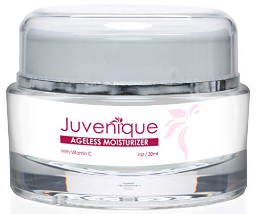 Juvenique Ageless Moisturizer-Ageless Moisturizer-Helps to Support Facial Hydration- With Argireline and Vitamin C 1oz