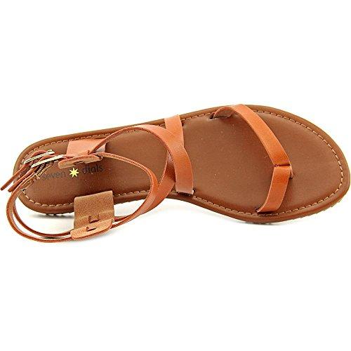 Seven Dials - Sandalias de vestir para mujer Luggage