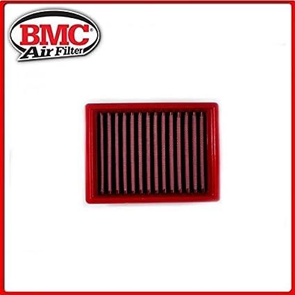 FM504//20 FILTRO ARIA BMC MOTO GUZZI V7 CAFE CLASSIC 2008 LAVABILE RACING SPORTIVO