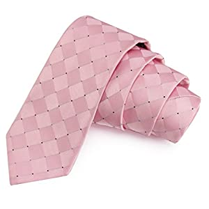 Peluche Dual Shade Colored Necktie for Men | Genuine Branded Product