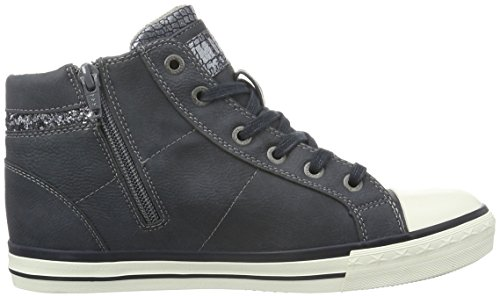 1146 Women's Blue Navy Trainers 820 508 Top Mustang 820 Hi 51qdfv