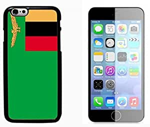 Flag of Chad Hard Plastic and Aluminum Back Case FOR Apple iPhone 6 6G 4.7