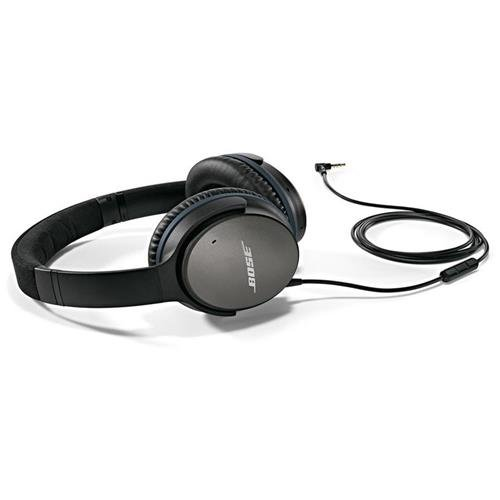 017817699099 - Bose QuietComfort 25 Acoustic Noise Cancelling Headphones for Samsung and Android devices, Black carousel main 4