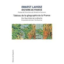 HIST FRANCE LAVISSE T01 GEOGRAPHIE DE LA FRANCE