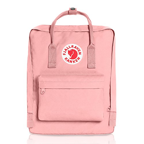 Fjallraven - Kanken Classic Pack, Heritage and Responsibility Since 1960, - Blitz Pads Shoulder