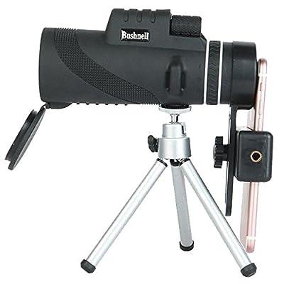 40x60 Night Vision Single Mini HD Monocular Cell Phone Camera Lens Telescope