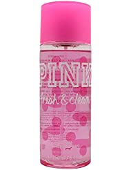 Victoria's Secret Pink Fresh & Clean for Women Body Mist, 8.4 Ounce