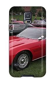 Galaxy S5 Case Cover Skin : Premium High Quality Maserati Ghibli 29 Case
