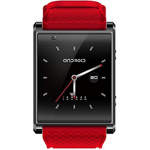 Reloj deportivo Bluetooth con Android 5.1 Smartwatch reloj con ...