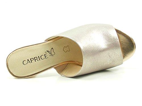 Caprice 9-27211-30 Women`s Fashion Clogs Rosa 8MoxF
