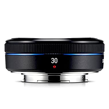 Samsung 30mm f/2.0 Lens for NX Cameras