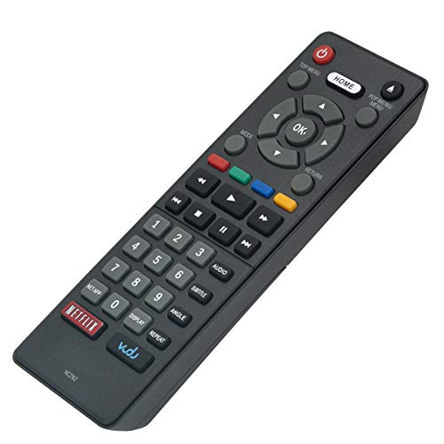 PerFascin NC262 Replace Remote Control Work with Magnavox Blu-ray Disc DVD Player MBP5320 MBP5320F MBP5320/F7G