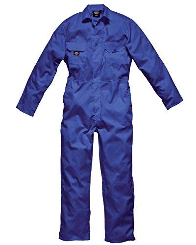 Dickies Workwear Men's Stud Front Overall Coveralls Boilersuit Workshop