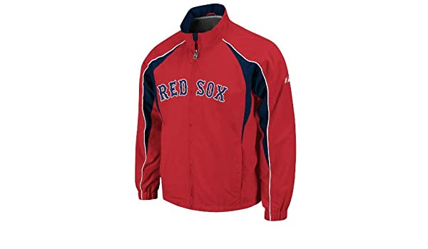 Amazon.com : MLB Boston Red Sox Vindicator Full Zip Jacket ...