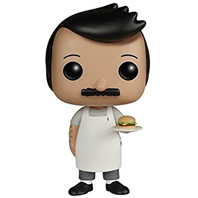 Funko POP Animation Bob's Burgers Action Figure: Funko Pop! Animation:: Toys & Games