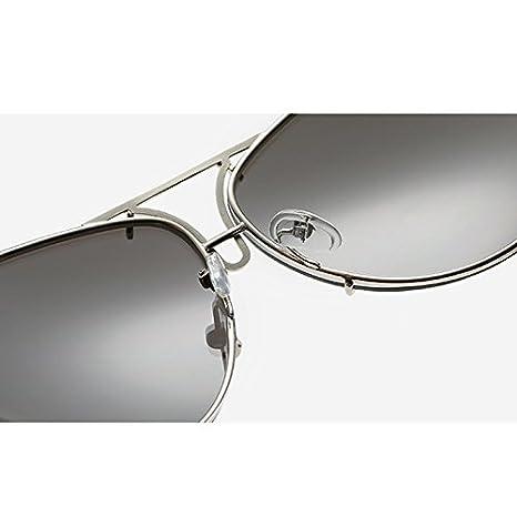 a8509a18f6 Horrenz Mujeres hombres de gran tama?o gafas de sol del dise?o de marca  Superstar Mujer Hombre espejo del sol Gafas de sol Kim Kardashian [Tipo 1]:  ...