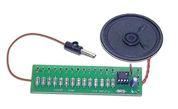 Peachy B 13 Key Mini Organ Electronics Kit Educational Amazon Co Uk Toys Wiring Database Cominyuccorg