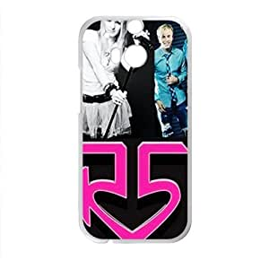 R5 rock band Phone Case for HTC One M8