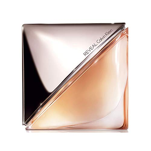 Calvin Klein REVEAL Eau de Parfum, 3.4 Fl Oz (Liquid Gold Euphoria Men Calvin Klein For Men)